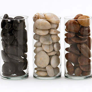 Decorative Rocks For Vases Vase And Cellar Image Avorcor Com