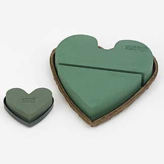 "12"" FOAM SOLID HEARTS-2"