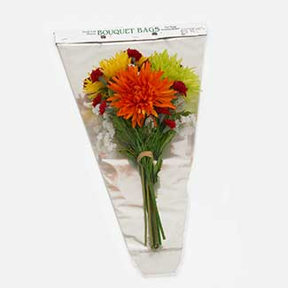 "24"" SEALED BOUQUET SLEEVE"