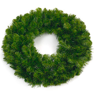 "24"" COLORADO SPRUCE WREATH"
