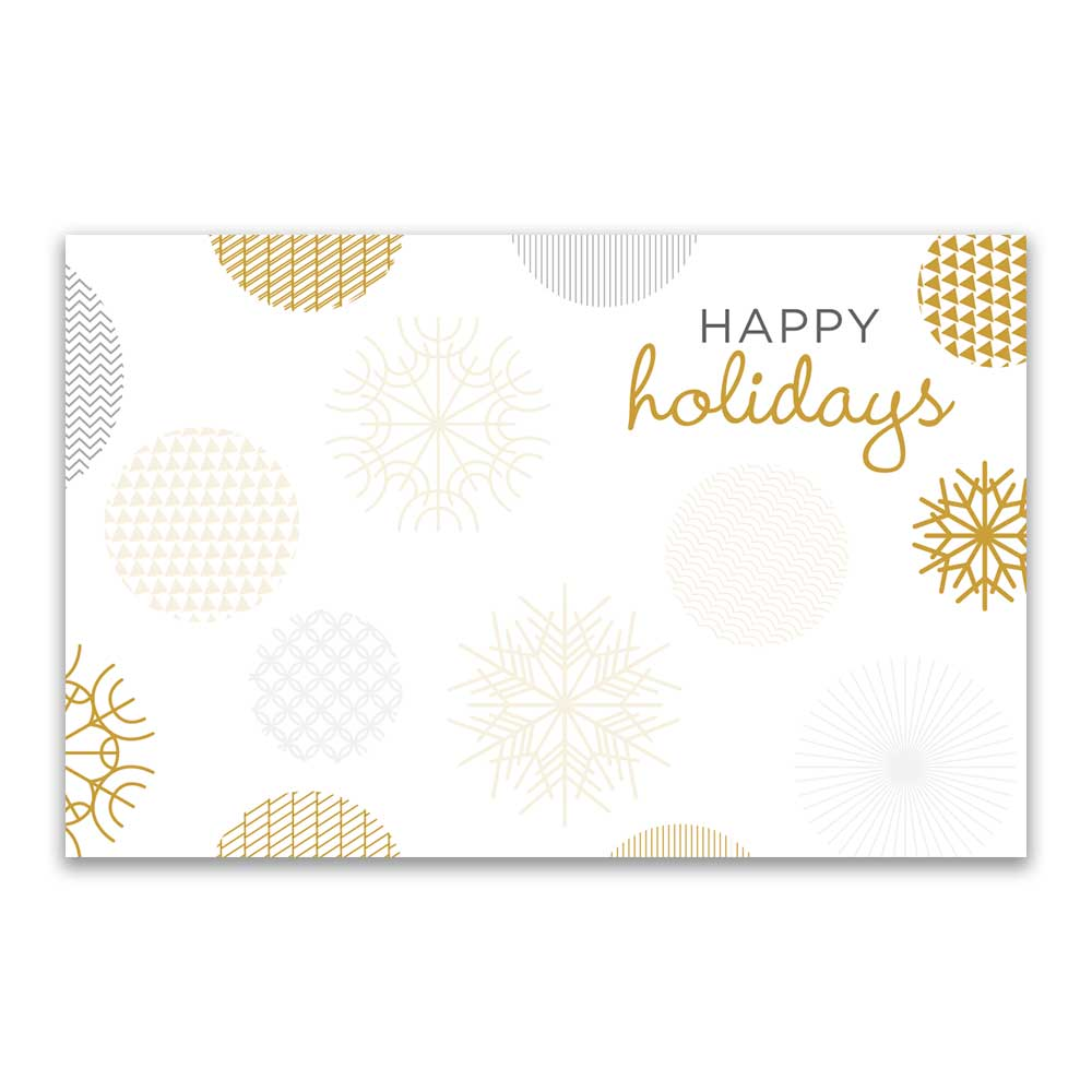 CARDS, HAPPY HOLIDAYS