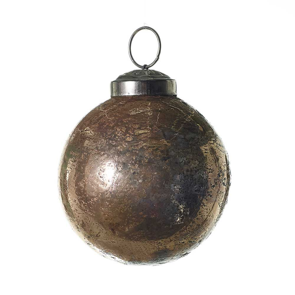 "3"" BESTOW ORNAMENT, COPPER"
