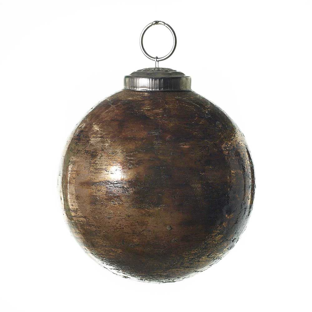 "4"" BESTOW ORNAMENT, COPPER"