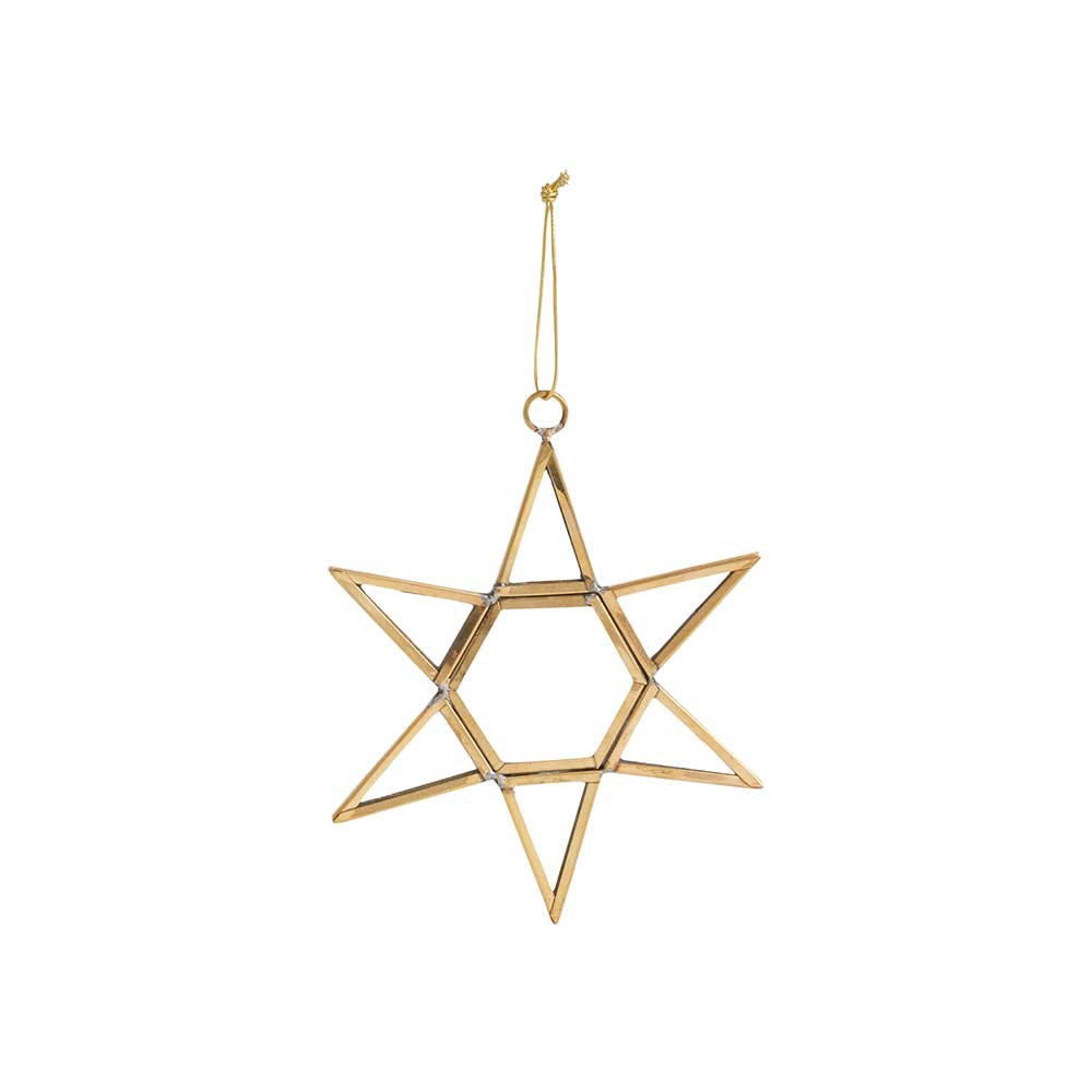 GUIDING STAR ORNAMENT 5.25""