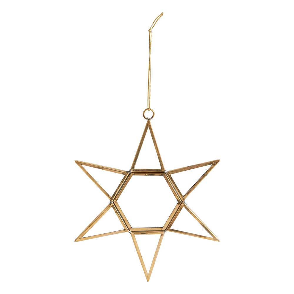 GUIDING STAR ORNAMENT 7""