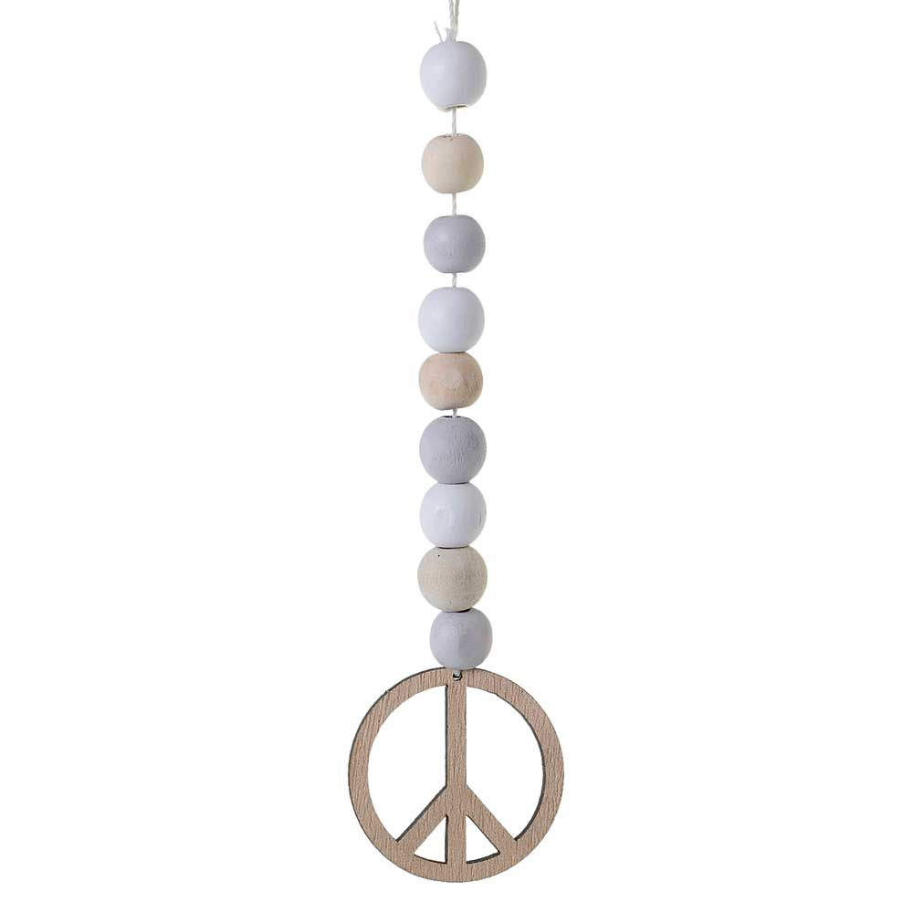 WINTER PENDANT ORNAMENT PEACE