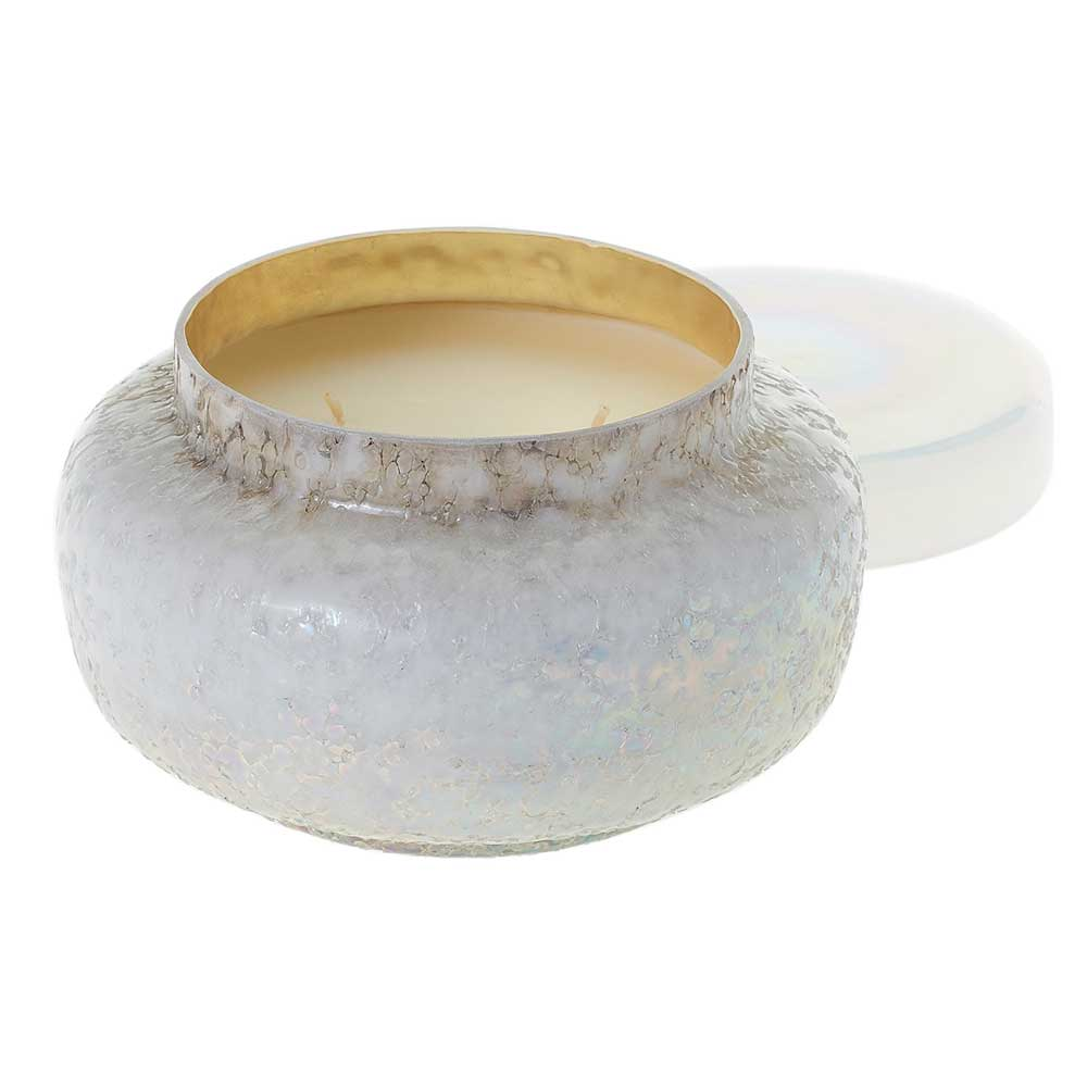 "PURITY CANDLE 8.75""X 4.5"""