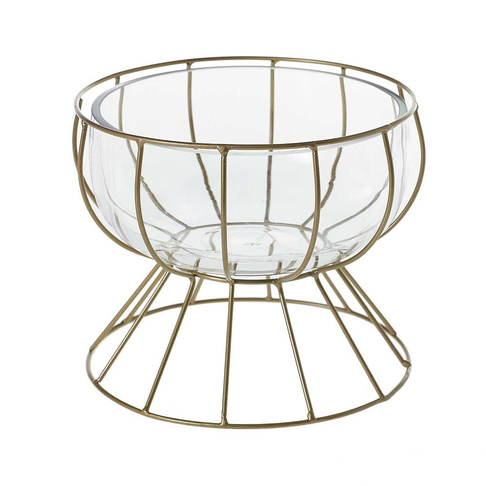 "CAGE COMPOTE 7.75""X 6.5"""