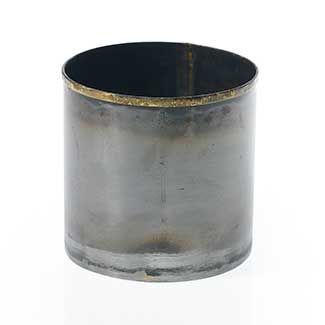 "NORMAN POT 4.25""X4"" BLACK"
