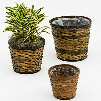 Baskets, Pot Covers