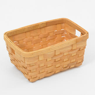 WOODCHIP BASKET