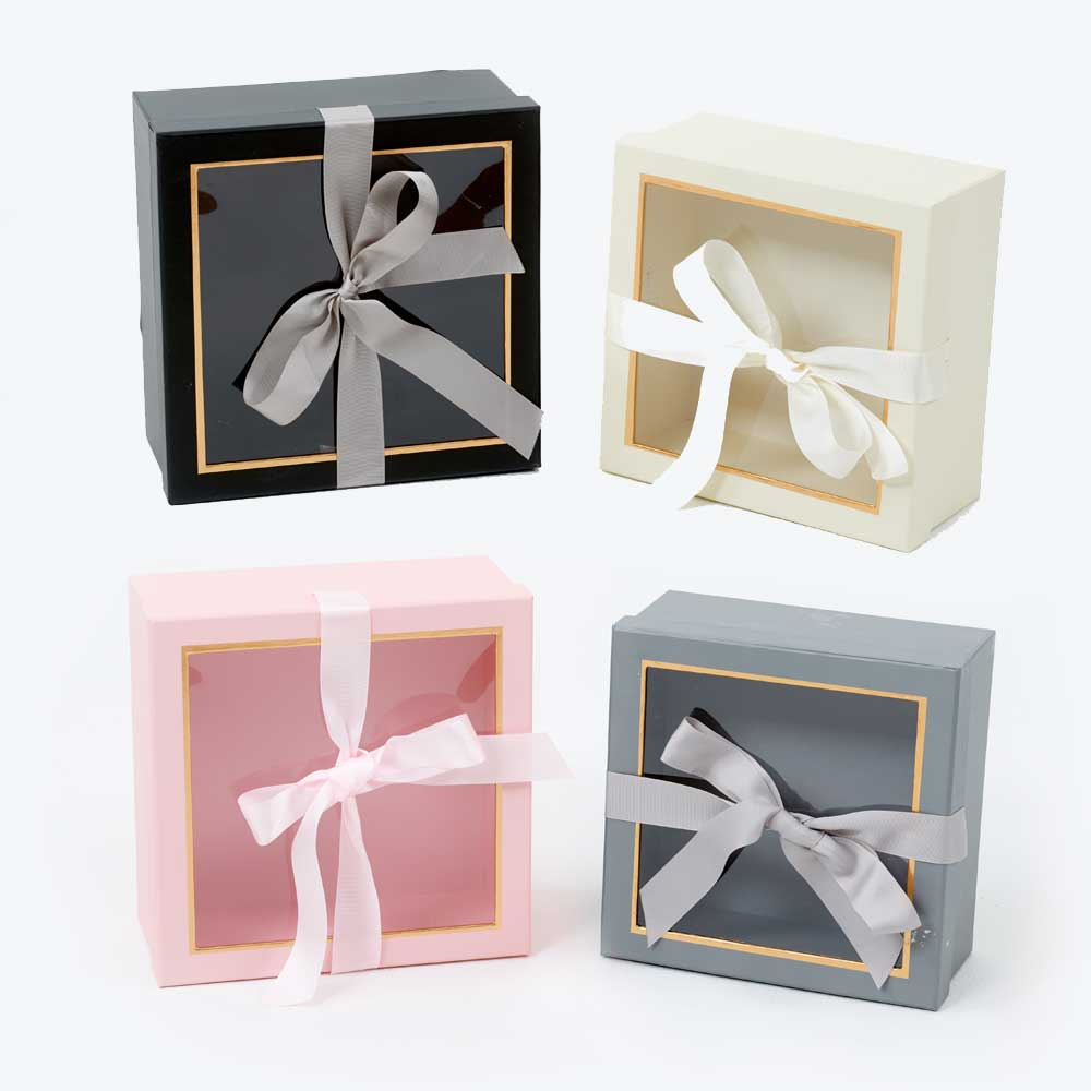 WINDOW GIFT BOXES