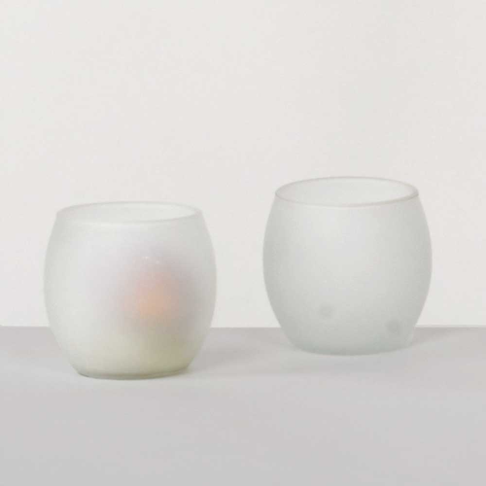 FROSTED VOTIVE CUP