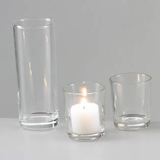 "5.25"" GLASS VOTIVE CUP"