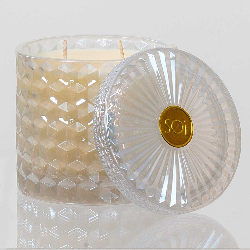 CANDLE,PROSECCO WHITE
