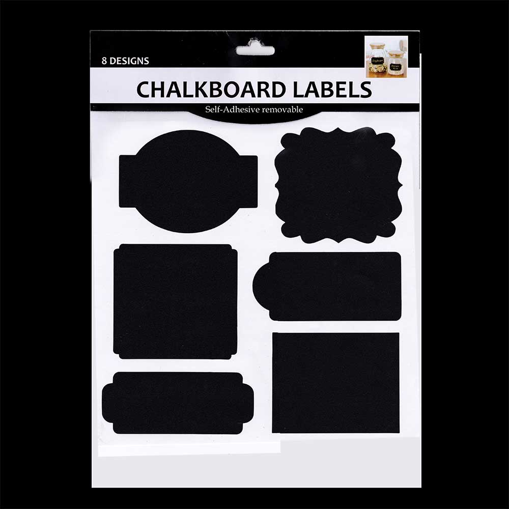 ASST. CHALKBOARD LABELS