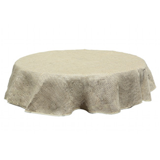 "60"" ROUND TABLE CLOTH"