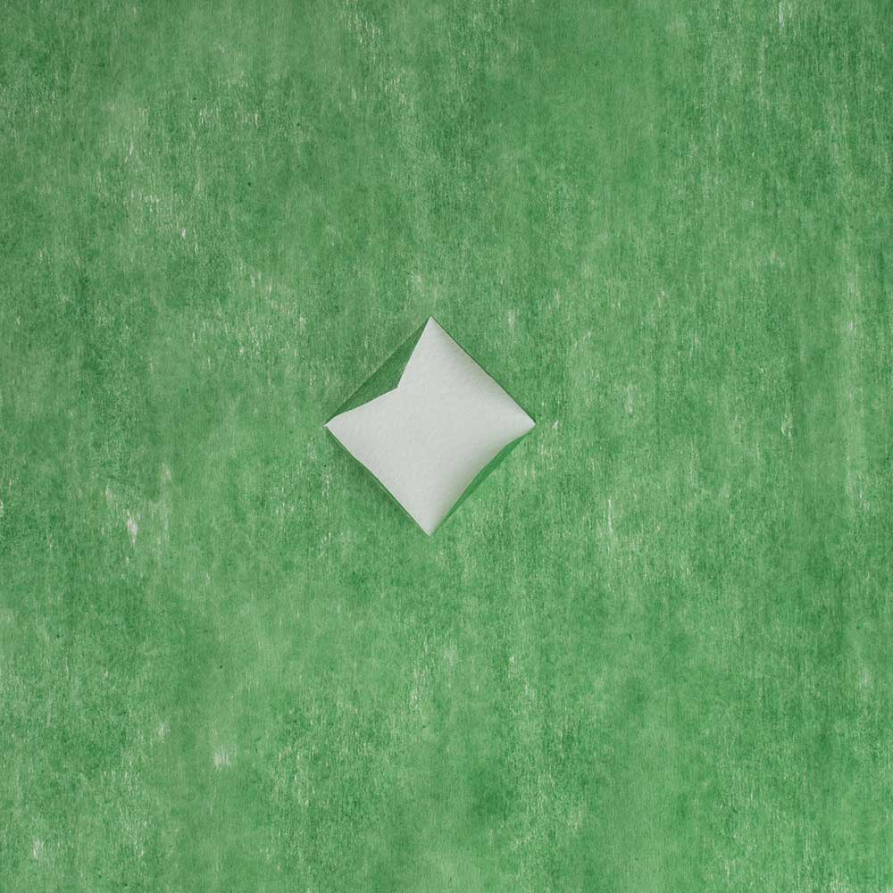 "20"" FABRIC SHEETS,GREEN"