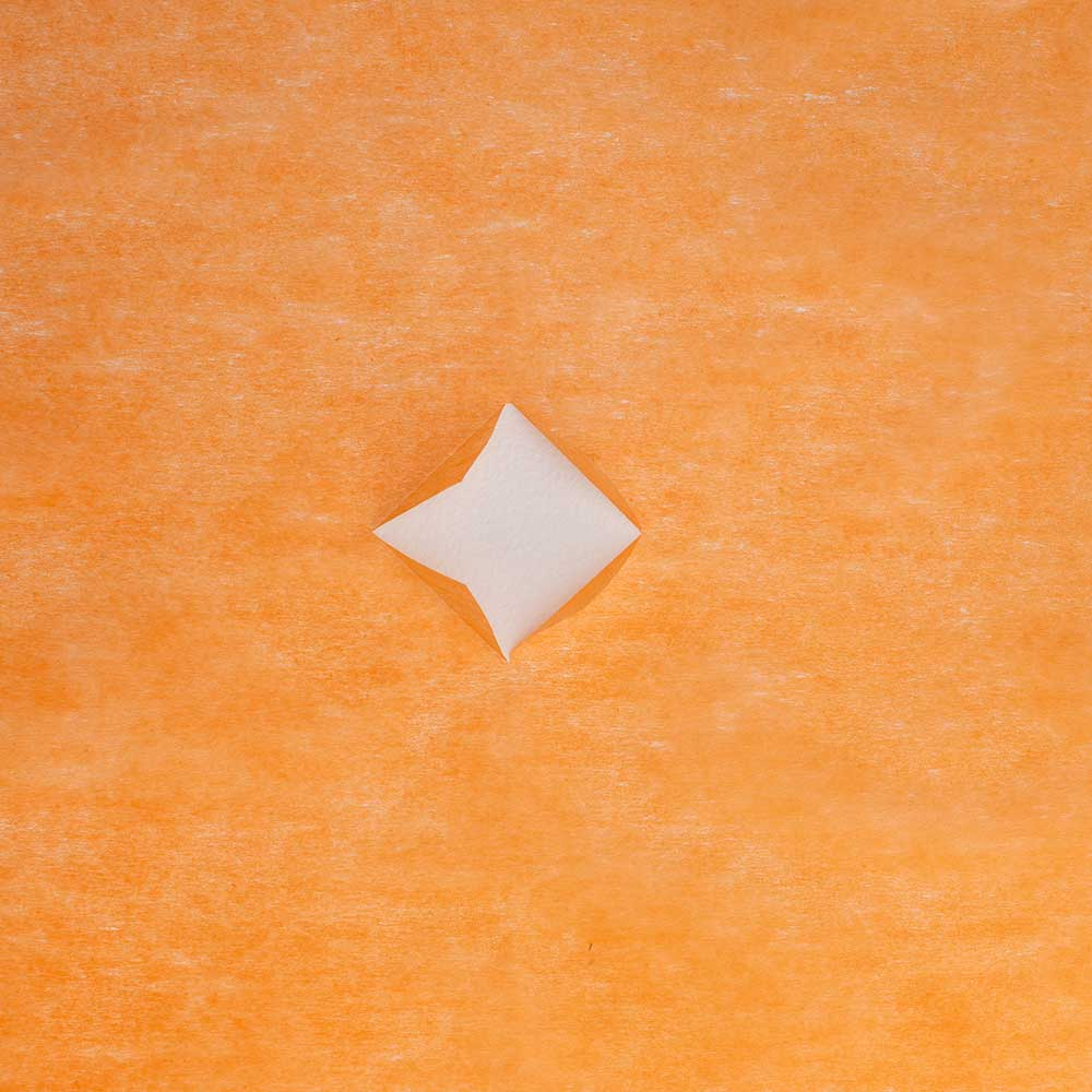 "20"" FABRIC SHEETS,ORANGE"