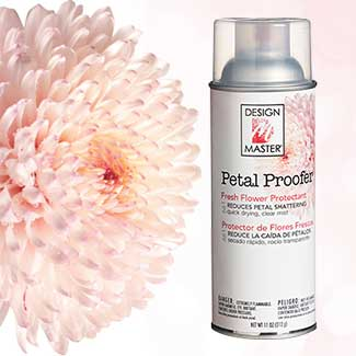 SPRAY,PETAL PROOFER