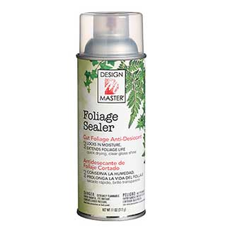 FOLIAGE SEALER SPRAY                 Seals & Prot