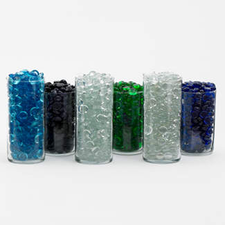 BULK GLASS GEMS