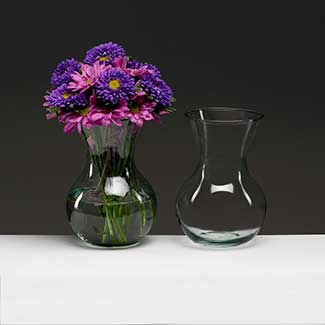 Glass Vases, Extra Large