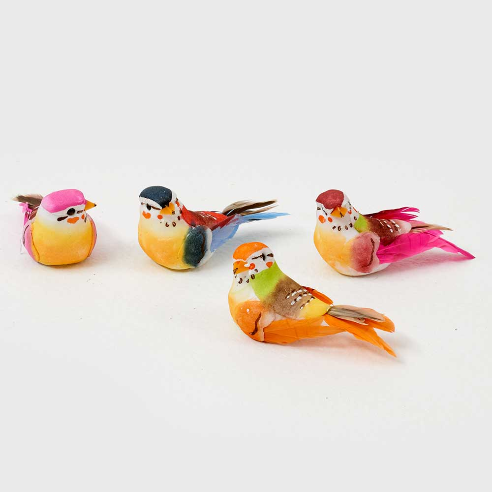 "3.5"" ASSORTED BIRDS"