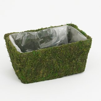 Baskets, Moss Covered