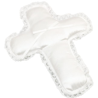 "12"" SATIN CROSS"