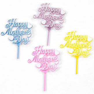 ASSORTED MOTHER'S DAY STICK