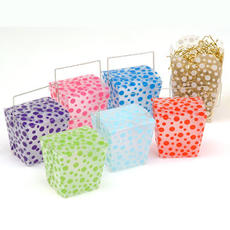 "2 1/2"" DOT PLASTIC TAKE-OUT BOX"