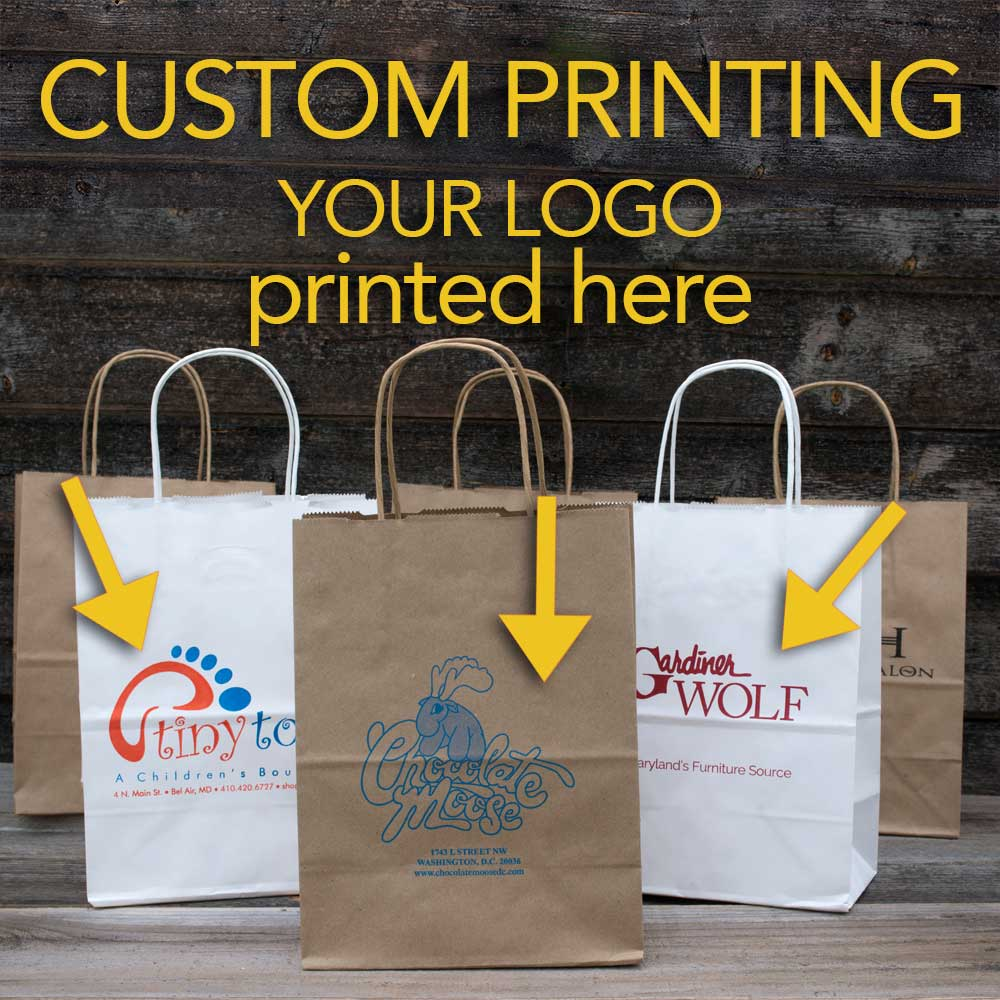 Custom Printed Bags & Tissues