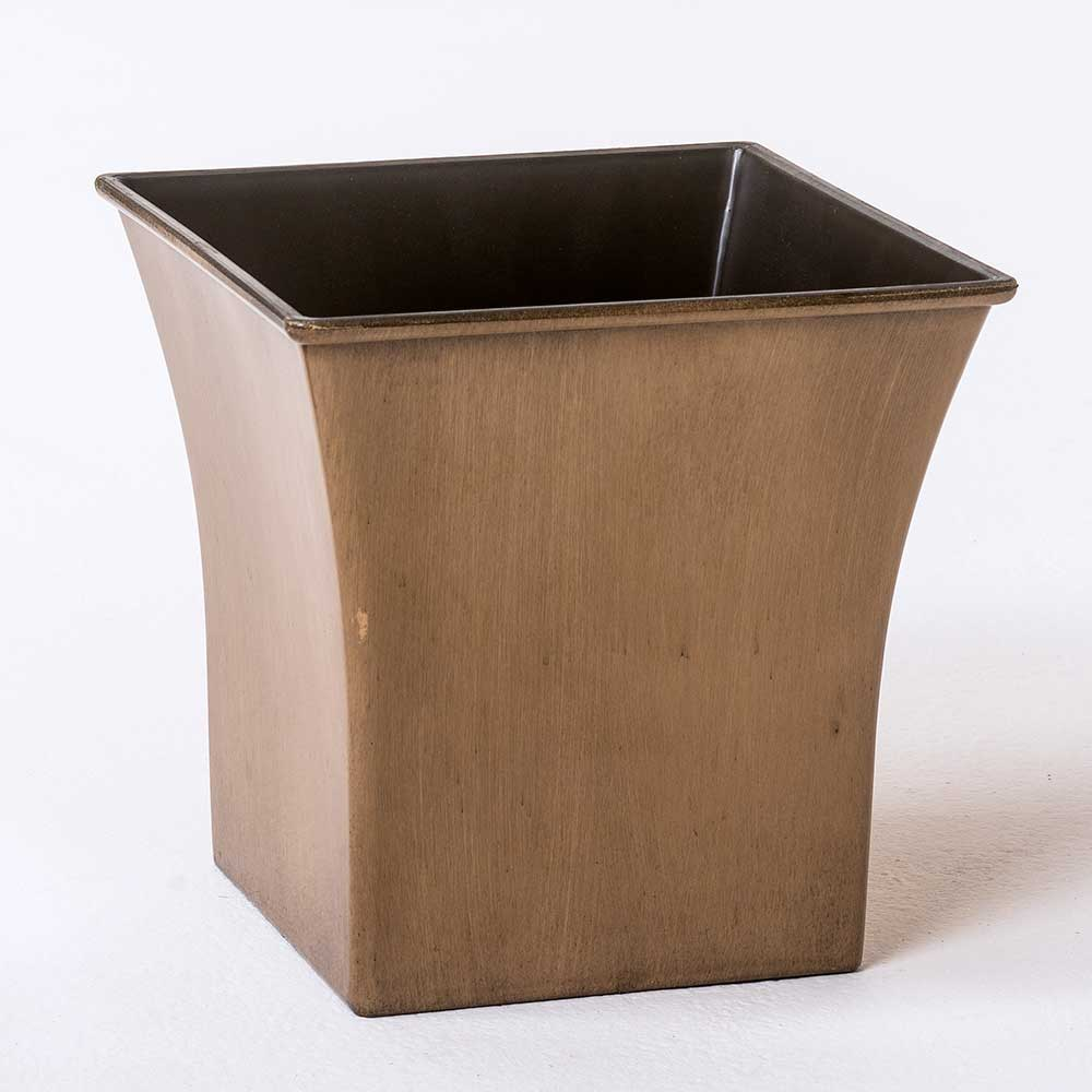 "7"" CONTAINER,TAUPE"