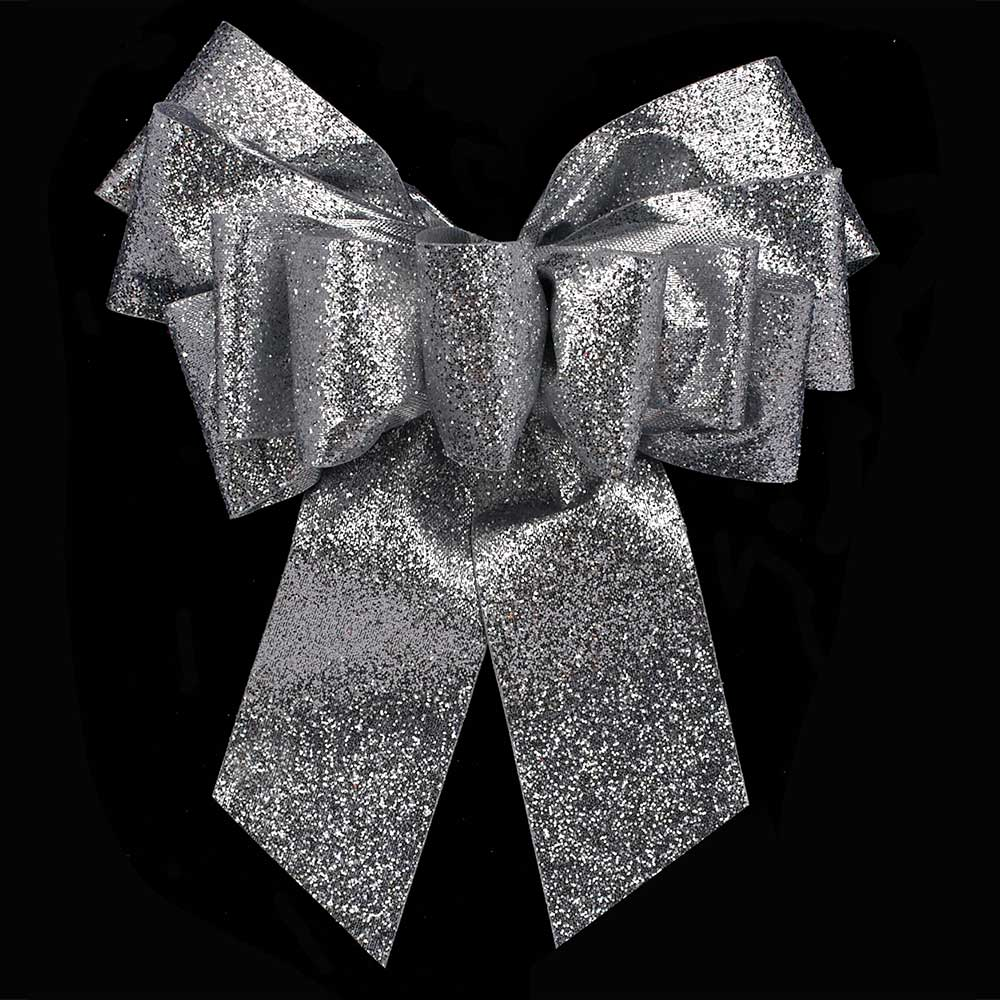 "1/4"" PRINCESS GLITTER RIBBON"