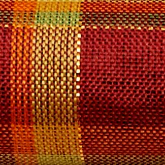 "2 1/2"" WIRED AUTUMN, PLAID"