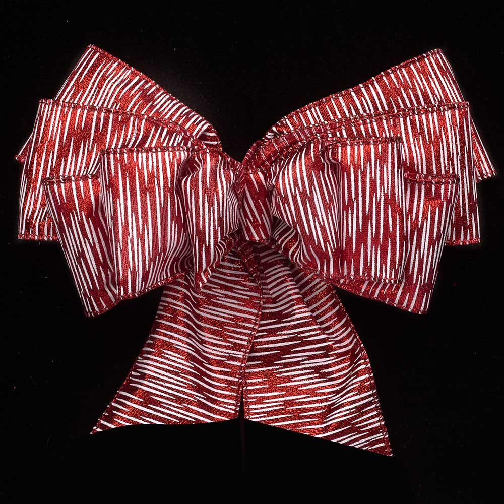 "2 1/2"" WIRED JAZLYN RIBBON"