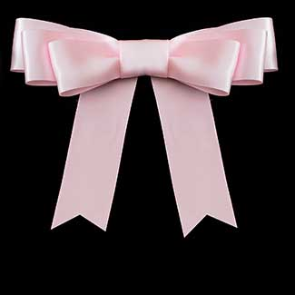 "1 3/8"" DOUBLE FACED SATIN RIBBON"