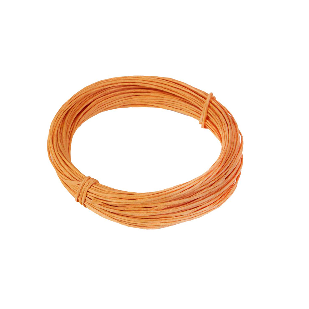 BIND WIRE 23GAX69',ORANGE