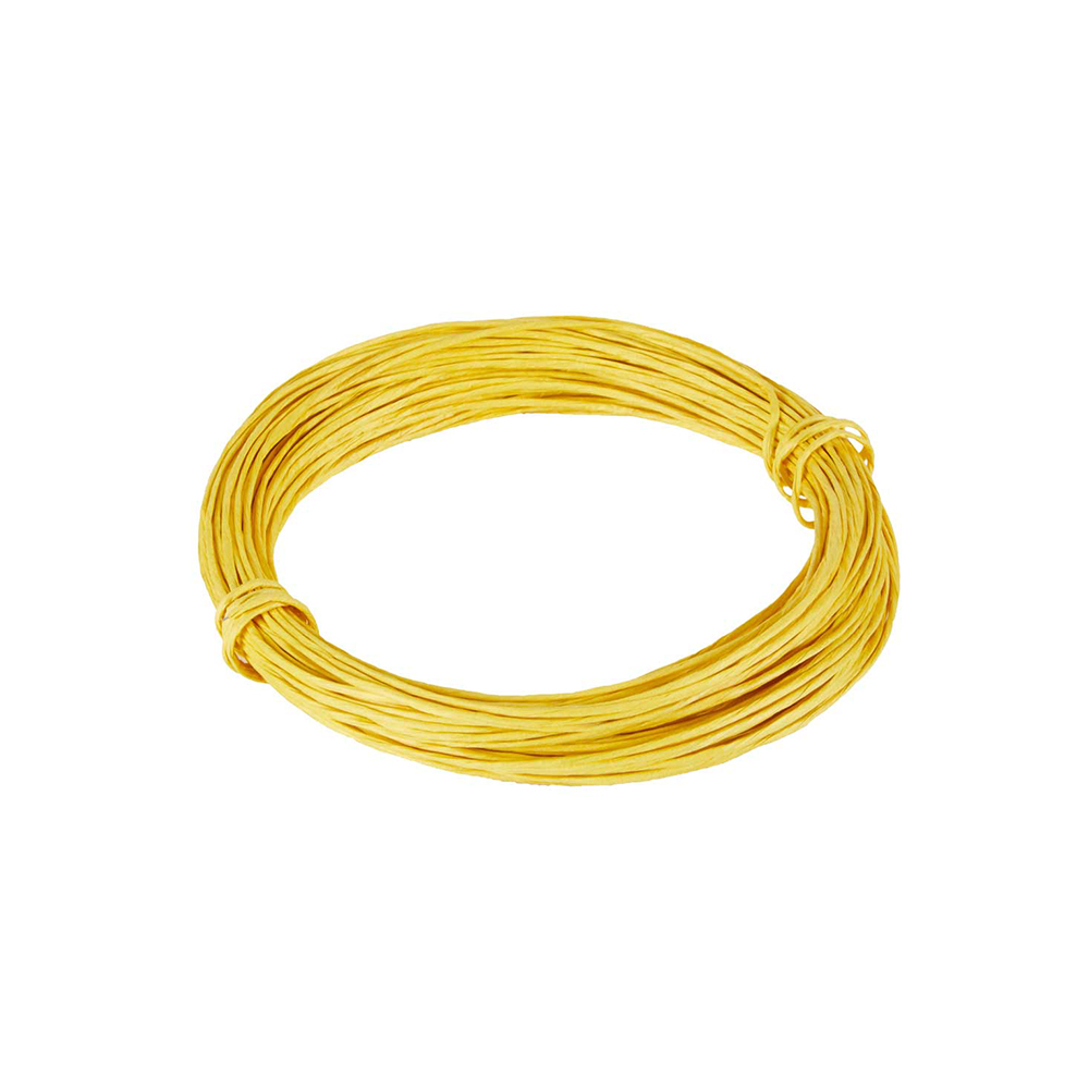 BIND WIRE 23GAX69',YELLOW