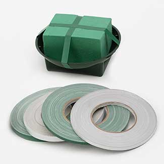 "1/4"" GREEN OASIS TAPE"