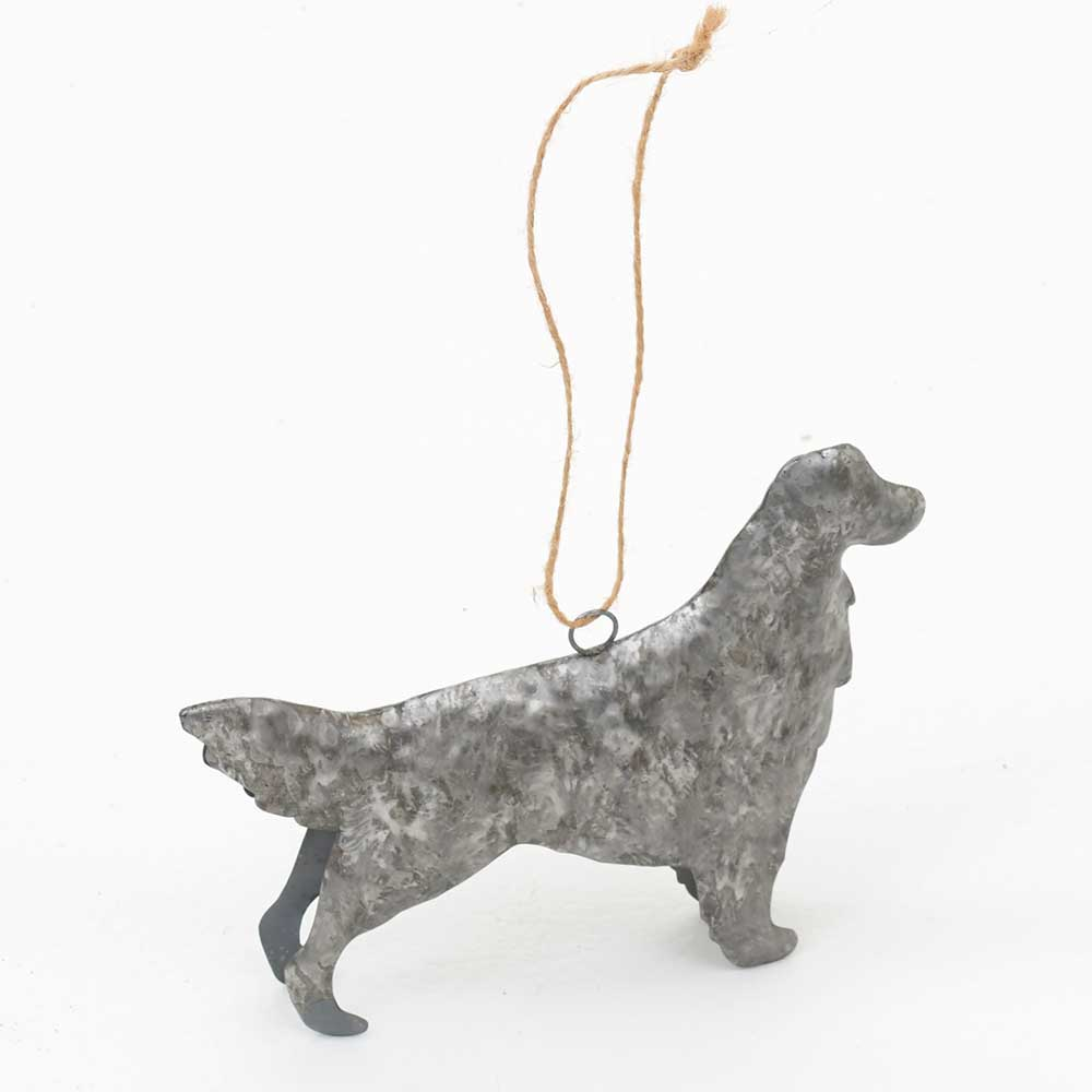 "5"" DOG ORNAMENT"