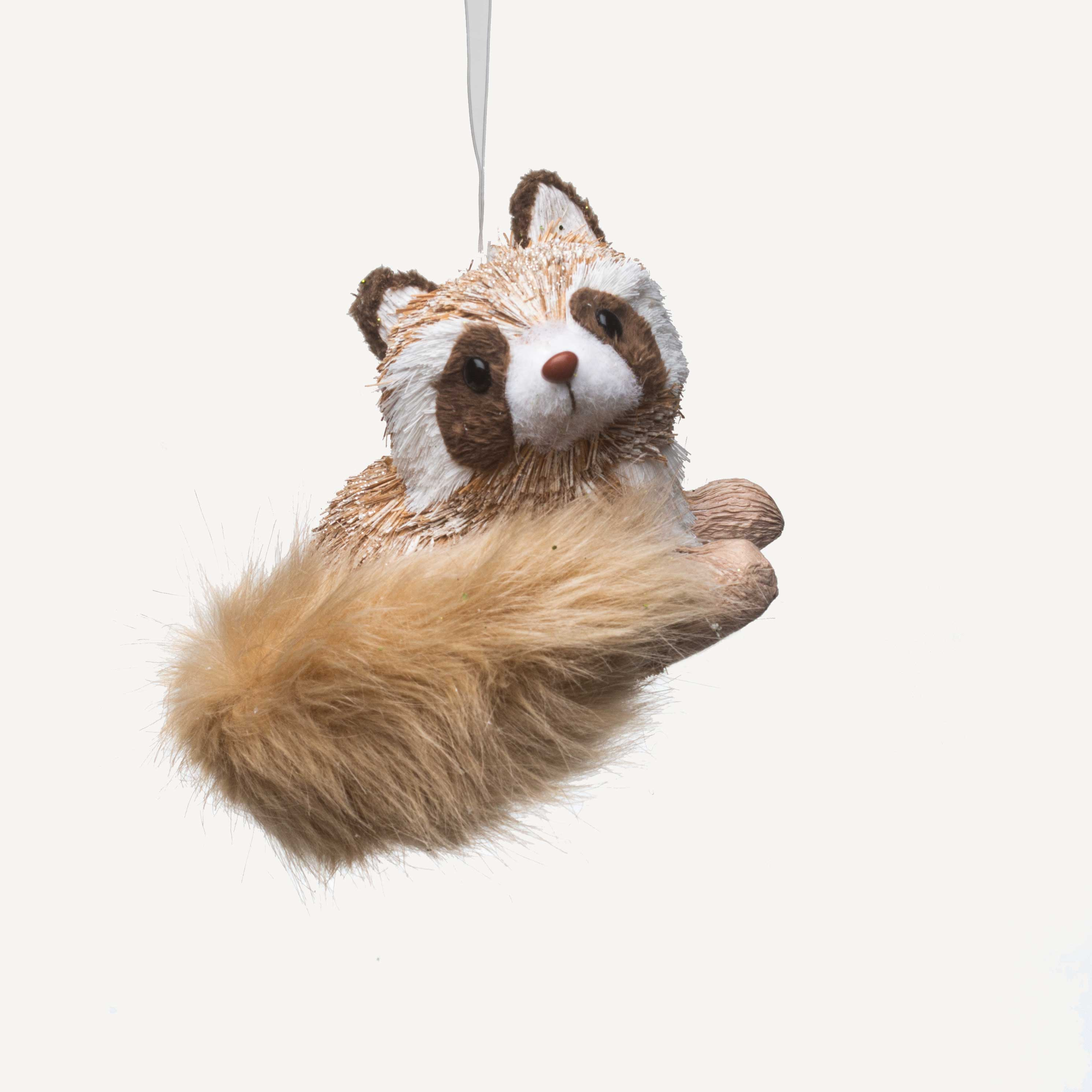 "4.3"" RACOON ORNNAMENT"