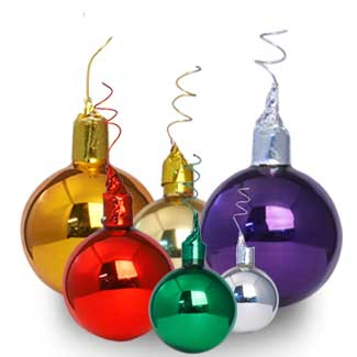 Christmas Ornaments & Novelties
