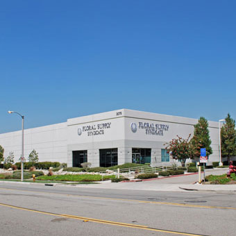 Upland California Floral Supply Syndicate Store Location
